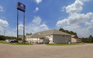 Pet Friendly Americas Best Value Inn in Gaylord, Michigan