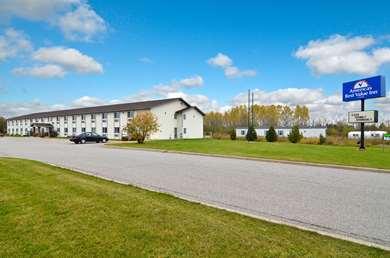 Pet Friendly Americas Best Value Inn in Sault Ste. Marie, Michigan