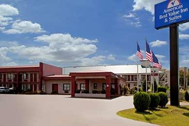 Pet Friendly Americas Best Value Inn in Canton, Mississippi