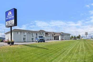 Pet Friendly Americas Best Value Inn in Kalispell, Montana