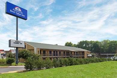 Pet Friendly Americas Best Value Inn in Concord, North Carolina
