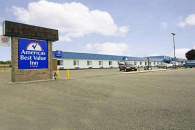 Pet Friendly Americas Best Value Inn-Grand Forks in Grand Forks, North Dakota