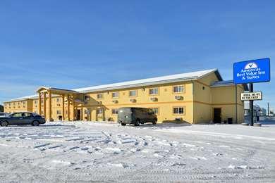 Pet Friendly Americas Best Value Inn & Suites-Sidney in Sidney, Nebraska