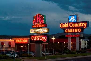 Pet Friendly Americas Best Value Gold Country Inn & Casino in Elko, Nevada