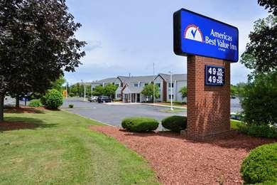 Pet Friendly Americas Best Value Inn - East Syracuse in East Syracuse, New York