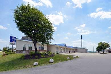 Pet Friendly Americas Best Value Inn-St. Clairsville/Wheeling in Saint Clairsville, Ohio
