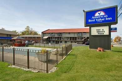 Pet Friendly Americas Best Value Inn & Suites-St. Marys in Saint Marys, Ohio
