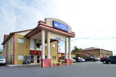 Pet Friendly Americas Best Value Inn - Tulsa West (I-44) in Tulsa, Oklahoma