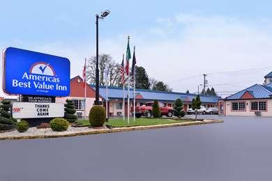 Pet Friendly Americas Best Value Inn in Eugene, Oregon