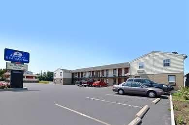 Pet Friendly Americas Best Value Inn in Lancaster, Pennsylvania