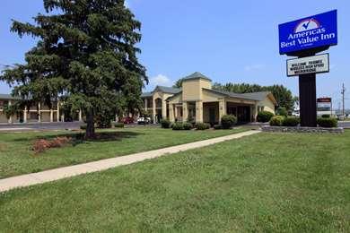 Pet Friendly Americas Best Value Inn in Fayetteville, Tennessee