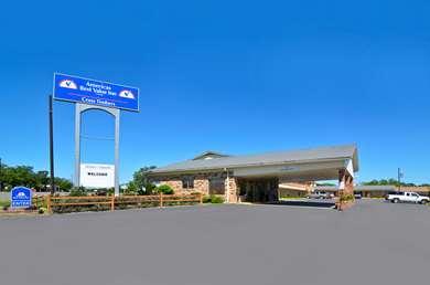 Pet Friendly Americas Best Value Inn in Stephenville, Texas