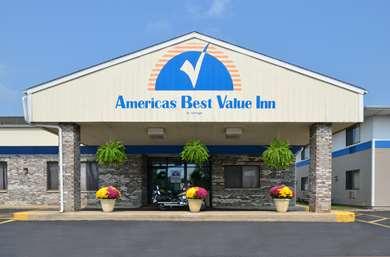 Pet Friendly Americas Best Value Inn in La Crosse, Wisconsin