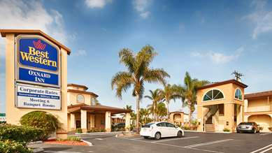 Pet Friendly Best Western PLUS Oxnard Inn in Oxnard, California
