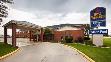 Pet Friendly Best Western Pontiac Inn in Pontiac, Illinois