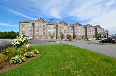 Pet Friendly Best Western Plus Fredericton Hotel & Suites in Fredericton, New Brunswick
