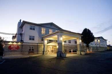 Pet Friendly Host Inn All Suites in Wilkes-Barre, Pennsylvania