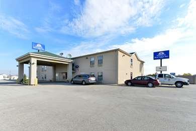 Pet Friendly Americas Best Value Inn in Chenoa, Illinois