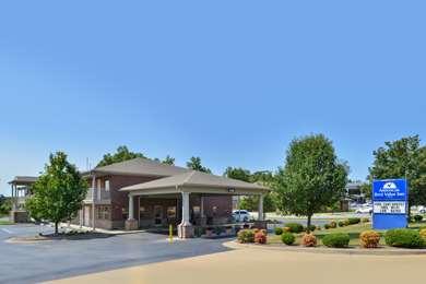 Pet Friendly Americas Best Value Inn & Suites-Little Rock/Bryant in Bryant, Arkansas