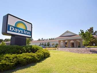 Pet Friendly Days Inn Conference Center Southern Pines Pinehurst in Southern Pines, North Carolina