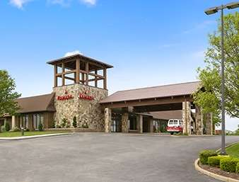 Pet Friendly Ramada Greensburg Hotel and Conference Center in Greensburg, Pennsylvania