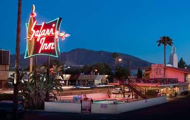 Pet Friendly Safari Inn, a Coast Hotel in Burbank, California