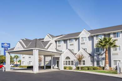 Pet Friendly Microtel Inn & Suites by Wyndham Modesto Ceres in Ceres, California