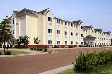 Pet Friendly Microtel Inn & Suites by Wyndham Tunica Resorts in Robinsonville, Mississippi