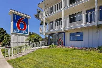 Pet Friendly Motel 6 Santa Barbara - Carpinteria North in Carpinteria, California