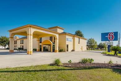 Pet Friendly Motel 6 Abbeville, La in Abbeville, Louisiana