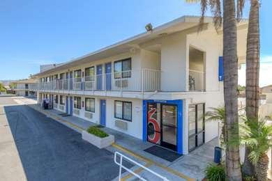 Pet Friendly Motel 6 San Ysidro - San Diego - Border in San Ysidro, California