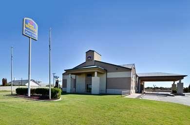 Pet Friendly Best Western Post Inn in Post, Texas