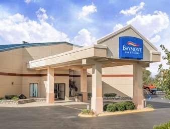 Pet Friendly Baymont Inn & Suites Greensburg in Greensburg, Indiana