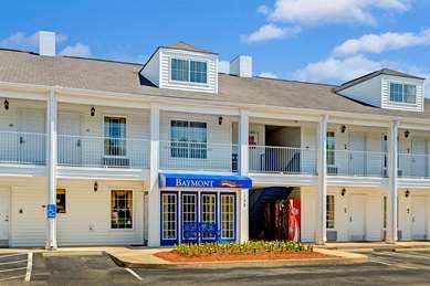 Pet Friendly Baymont Inn And Suites Smithfield in Smithfield, North Carolina