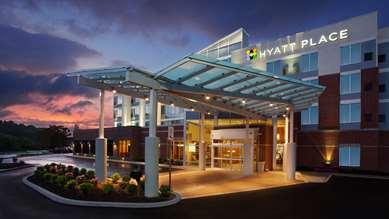 Pet Friendly Hyatt Place Pittsburgh South/Meadows Racetrack & Casino in Washington, Pennsylvania