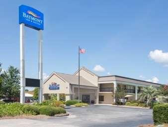 Pet Friendly Baymont Inn & Suites Orangeburg North in Orangeburg, South Carolina