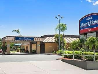 Pet Friendly Howard Johnson Inn Winter Haven FL in Winter Haven, Florida