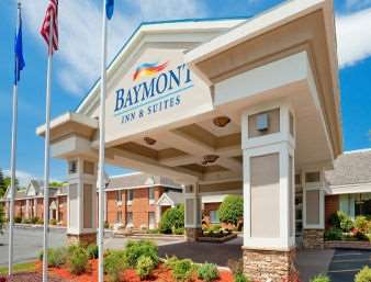 Pet Friendly Baymont Inn and Suites East Windsor, CT in East Windsor, Connecticut