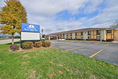 Pet Friendly Americas Best Value Inn - Morton/Peoria in Morton, Illinois