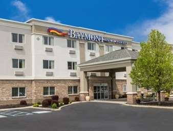 Pet Friendly Baymont Inn & Suites Noblesville in Noblesville, Indiana